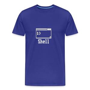 Shell - Men's Premium T-Shirt