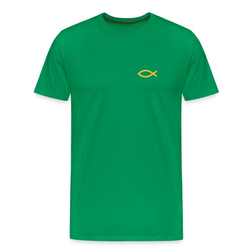 T-Shirt ef-gospel - Männer Premium T-Shirt