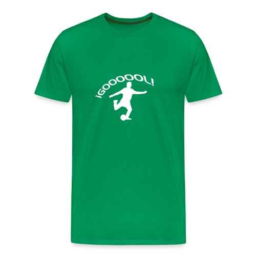 ¡Goooool! - Camiseta premium hombre