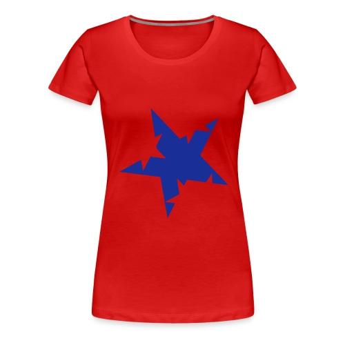 sun - Women's Premium T-Shirt