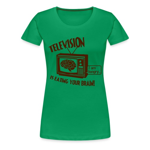 trashart °1 - Frauen Premium T-Shirt