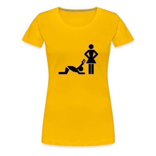 Παρακαλητό - Women's Premium T-Shirt