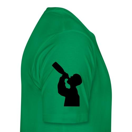 GreenTree - Dunkelgrün - Männer Premium T-Shirt