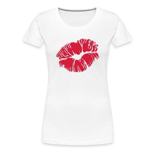 Kiss T Shirt - Women's Premium T-Shirt