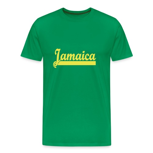 T-shirt jamaica - T-shirt Premium Homme