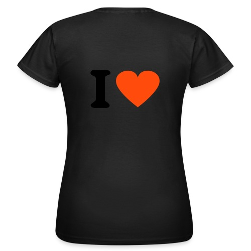 Women's T-Shirt - T-Shirt in cotton