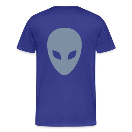 Mars Resident Tee - Men's Premium T-Shirt