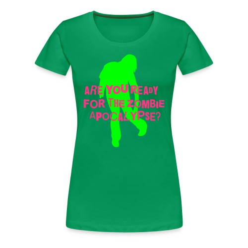 Are You Ready ??? - Women's Premium T-Shirt