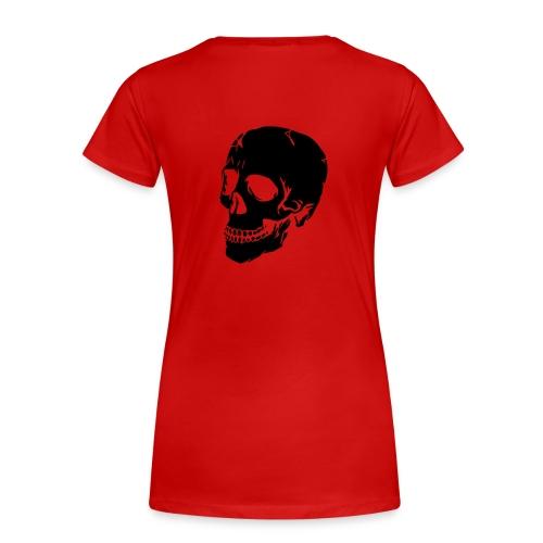 rock - Naisten premium t-paita