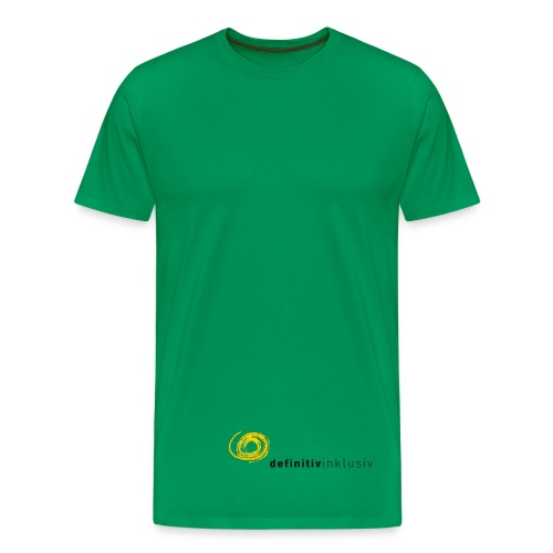 T-Shirt (Sackform) auch in anderen Farben ;) - Männer Premium T-Shirt