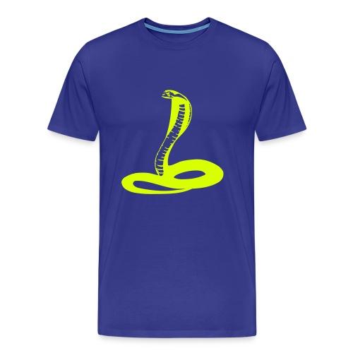 Kobra - Männer Premium T-Shirt