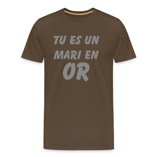 ST VALENTIN - T-shirt Premium Homme