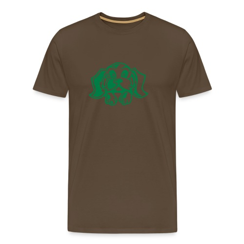 Doggy - T-shirt Premium Homme