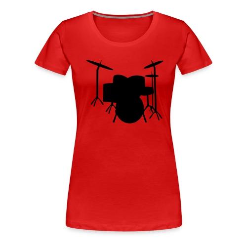 Musica è - Maglietta Premium da donna