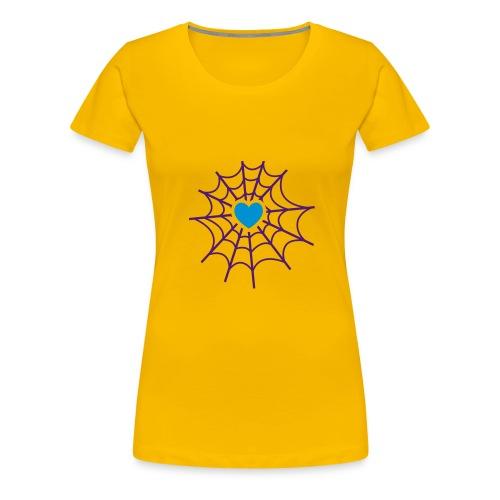 Herz 1 - Frauen Premium T-Shirt