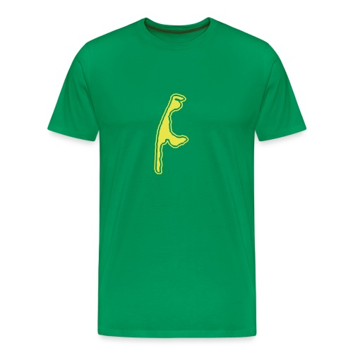 Insel Sylt - Männer Premium T-Shirt