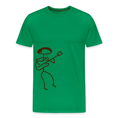 Player Navy - Men's Premium T-Shirt