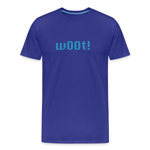 w00t! - Men's Premium T-Shirt