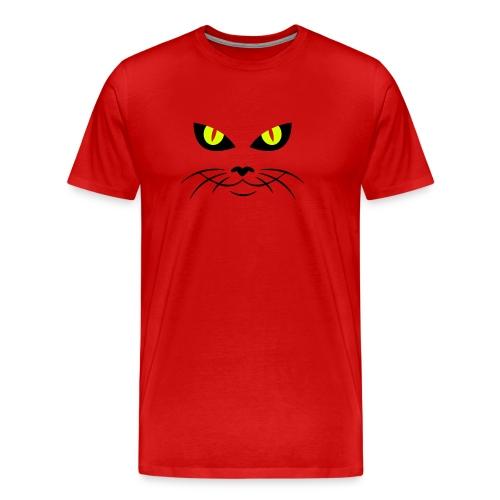Katt Herr - Men's Premium T-Shirt