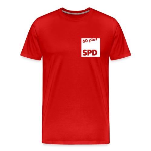 SPD 60 plus XXXL-Shirt - Männer Premium T-Shirt