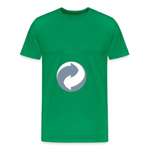 Re - Premium T-skjorte for menn