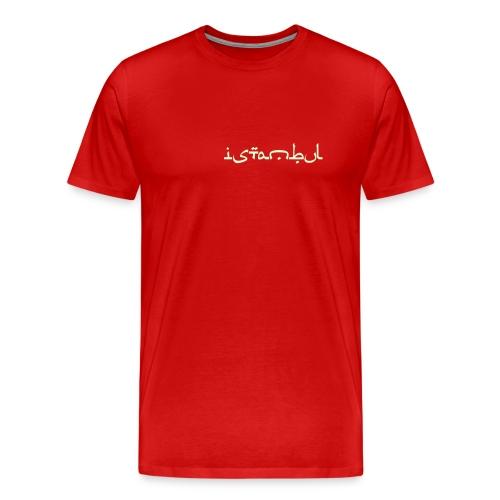 Istanbul (for men) - Männer Premium T-Shirt