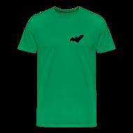 T-skjorter ~ Premium T-skjorte for menn ~ T-shirt Flaggermus