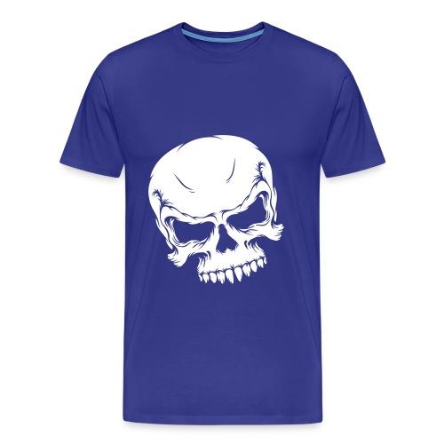 nervous head - T-shirt Premium Homme