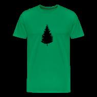 T-skjorter ~ Premium T-skjorte for menn ~ T-shirt Gran
