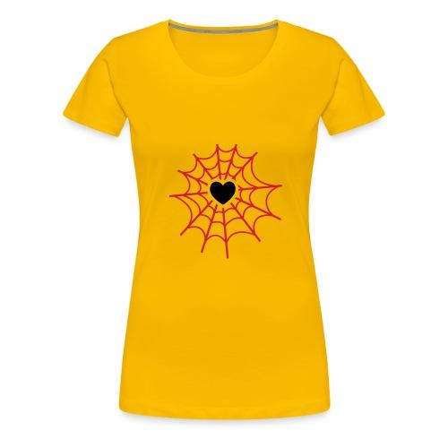 Herz 2 - Frauen Premium T-Shirt