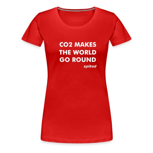 CO2 - women's - Women's Premium T-Shirt