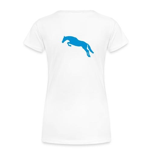 For Jaz x My Best Customer - Women's Premium T-Shirt