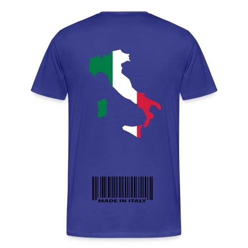 italy - Men's Premium T-Shirt