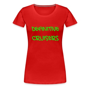 CHOOSE UR  OWN COLOUR DC TOP - Women's Premium T-Shirt
