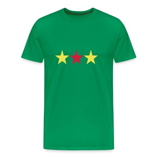 Rasta Stars 2 - T-shirt Premium Homme