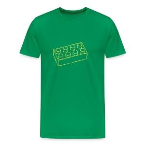 Lego - Premium T-skjorte for menn