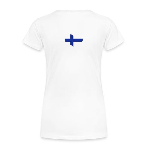 puu - Naisten premium t-paita