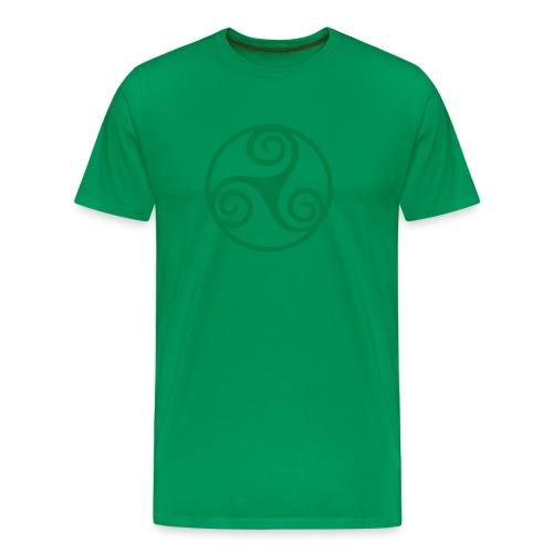 Celtic Shirt II - Männer Premium T-Shirt