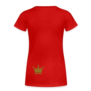 Female Christmas - Vrouwen Premium T-shirt