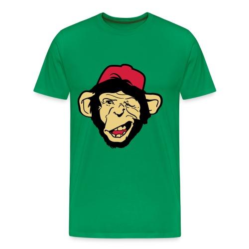 fez ape - Männer Premium T-Shirt