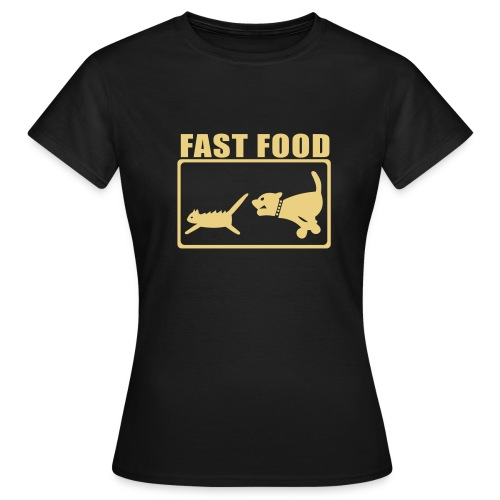 Fast Food - Women's T-Shirt