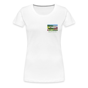 Macavity's Garden - small image - Women's Premium T-Shirt