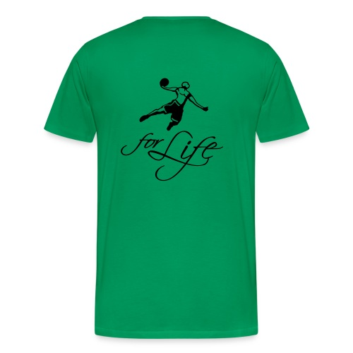 T-Shrt in cotton - Men's Premium T-Shirt