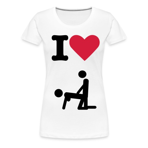 Doggy Style Tee - Women's Premium T-Shirt