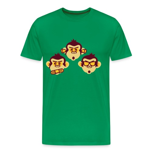 MONKEY BRO - Men's Premium T-Shirt