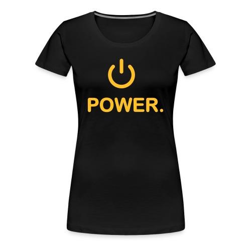 Testprodukt - Frauen Premium T-Shirt