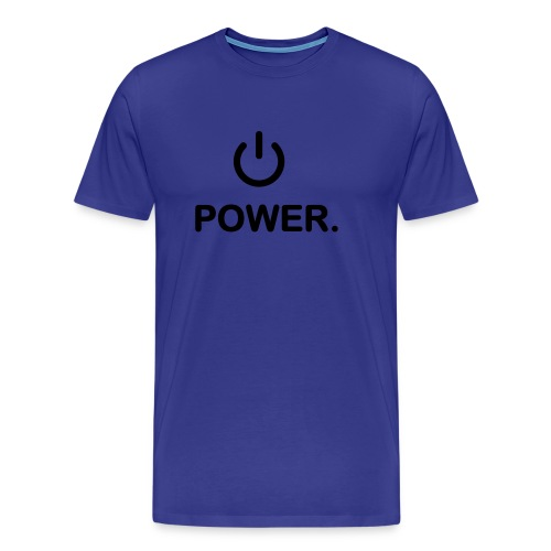 Power Tee - Men's Premium T-Shirt