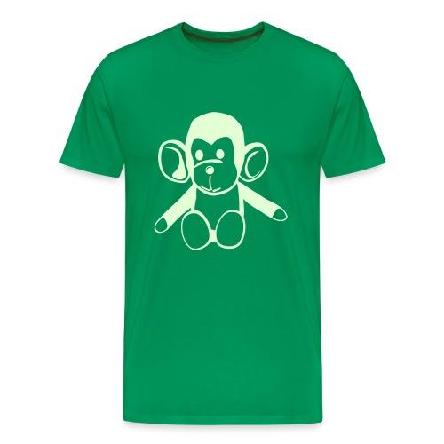 Monkey - Mannen Premium T-shirt