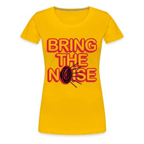 Diversion 69 Bring The Noise - Women's Premium T-Shirt