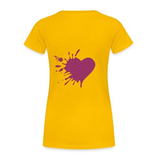 EMO collection - Women's Premium T-Shirt